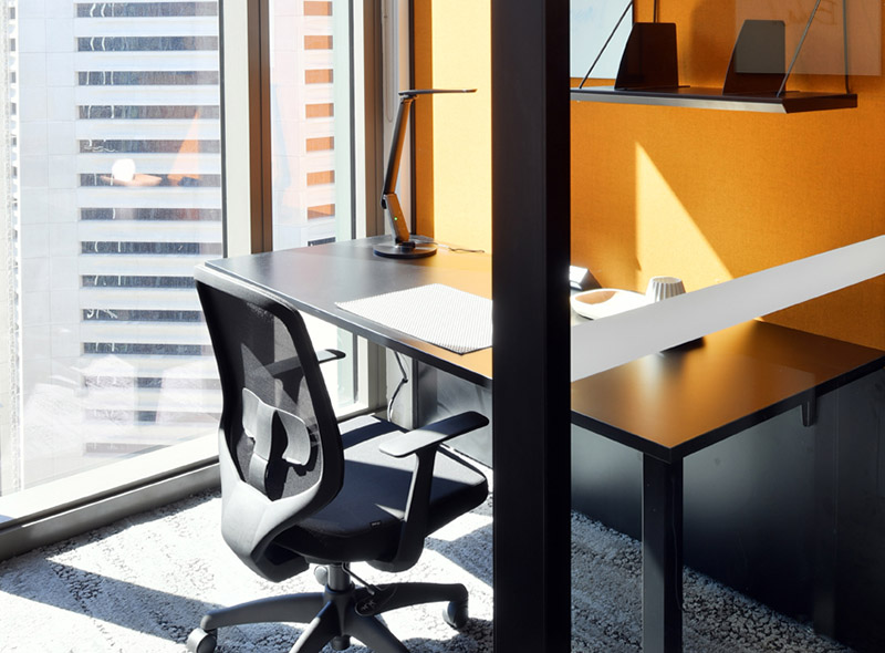 Sydney Coworking Space, Flexispace, No. 1 Martin Place, Dedicated Desk