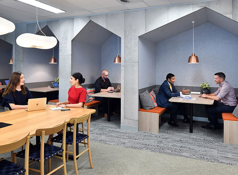 What Commercial Tenants Really Want, Flexispace Sydney Co-working space