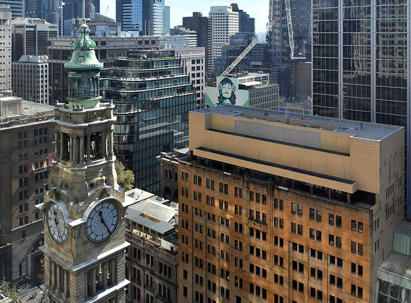 Sydney Coworking Space, Flexispace, No. 1 Martin Place, Private Offices